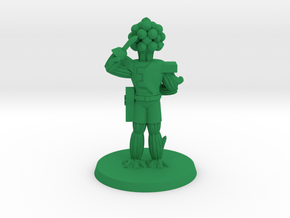 Snabs Tactical Officer in Green Processed Versatile Plastic
