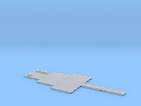 1/1800 Trident Modular Causeway in Smooth Fine Detail Plastic