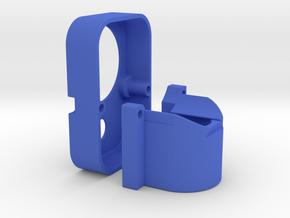 NTGA-01 Cover Set in Blue Processed Versatile Plastic
