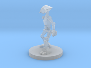 Pit Droid in Smooth Fine Detail Plastic