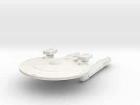 Boxer Class  IV  BattleCruiser in White Natural Versatile Plastic