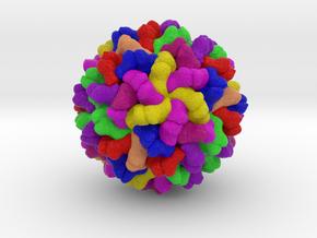 Cucumber Necrosis Virus in Full Color Sandstone