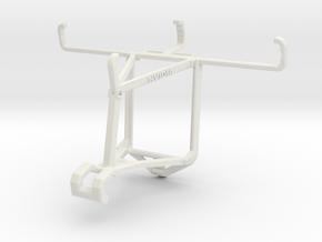 Controller mount for Shield 2017 & Kyocera DuraFor in White Natural Versatile Plastic