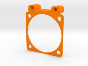 XL - IR Height Sensor E3D V6 M2.5 in Orange Processed Versatile Plastic