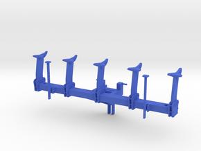 1:32 Tiefenmeissel mit 5 Zinken in Blue Processed Versatile Plastic: 1:32