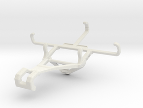 Controller mount for Shield 2017 & Unnecto Drone X in White Natural Versatile Plastic