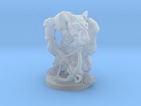Elite Rat 1 - Mice and mystics in Smooth Fine Detail Plastic