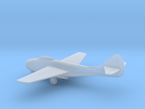 MiG-9 Fargo in Smooth Fine Detail Plastic: 1:200