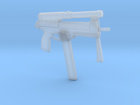 1/6 jatimatic smg 57.5mm final version..as used in in Frosted Ultra Detail