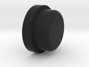 Löyly Squonker - button in Black Strong & Flexible