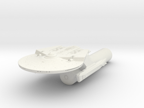 Goodman class  Medical tug in White Natural Versatile Plastic