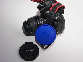 Photo Cap Saver 67 2.0 in Red Strong & Flexible Polished