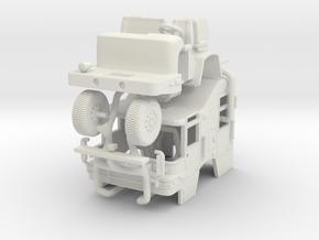 1/64 Pierce Quantum ext heigh in White Natural Versatile Plastic