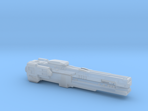 UNSC Strident Class Frigate in Smooth Fine Detail Plastic