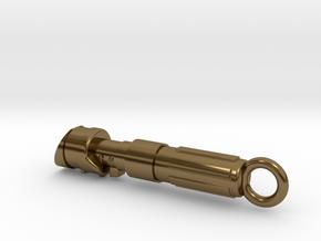 LightSaber Master 2 Handle in Polished Bronze
