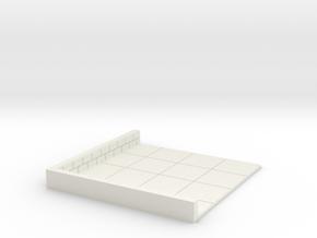 4x4_corner in White Natural Versatile Plastic