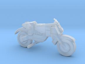 Street Bike #2 in Smooth Fine Detail Plastic