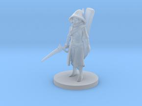 Warlock Bard in Frosted Ultra Detail