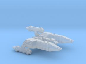 3125 Scale Lyran Alleycat War Destroyer (DW) CVN in Smooth Fine Detail Plastic