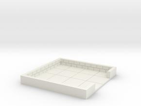 4x4_doubledoor_b in White Natural Versatile Plastic
