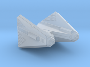 3788 Scale Tholian Heavy Cruiser (CA) SRZ in Smooth Fine Detail Plastic