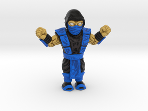 Subzero in Full Color Sandstone