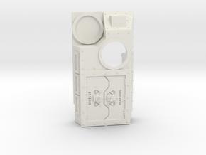 Supressor Topper (Protect and Serve) in White Natural Versatile Plastic