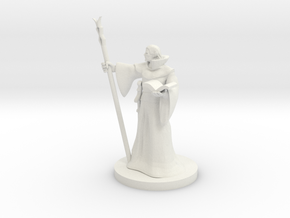 Elf Wizard 3 in White Strong & Flexible