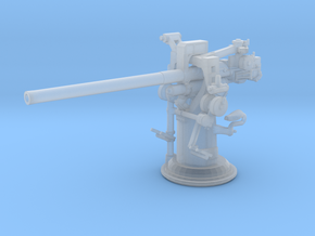1/160 USN 3 inch 50 (7.62cm) Deck Gun in Frosted Ultra Detail