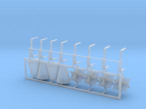 Räumbezeichnungsbojen 1:40 Typ-A in Smooth Fine Detail Plastic