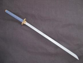 Katana12 in White Natural Versatile Plastic