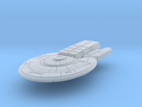Colonial Light Carrier (no turrets) in Smooth Fine Detail Plastic