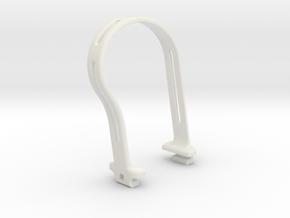 Eachine QX90C • Antenna protection in White Natural Versatile Plastic