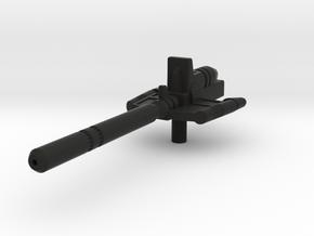 Superion wapen in Black Natural Versatile Plastic