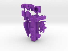 Veteran Rhino's Power-Up in Purple Processed Versatile Plastic