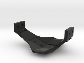 N2R Low Profile Skid for TF2 v4 in Black Natural Versatile Plastic