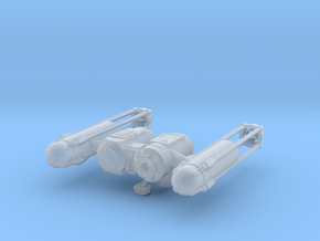 Ugly Tie Bomber  in Smooth Fine Detail Plastic