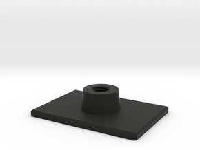 SpikeMount80 in Black Natural Versatile Plastic