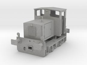 Badoni II MK-H0 in Aluminum