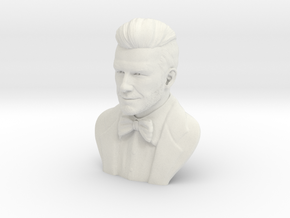David Beckham in White Natural Versatile Plastic