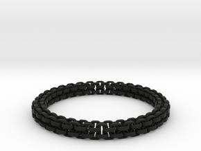 Scoobie Bracelet (New) in Black Premium Versatile Plastic