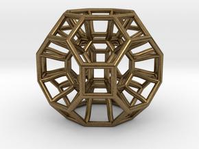 Pendant_468-Medium in Natural Bronze