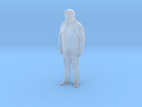 Printle C Homme 360 - 1/87 - wob in Smooth Fine Detail Plastic