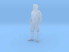 Printle C Homme 365 - 1/87 - wob in Smooth Fine Detail Plastic