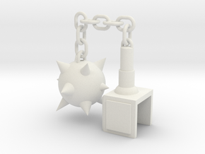Combiner Wars Megatron Energon Energy Mace in White Premium Strong & Flexible