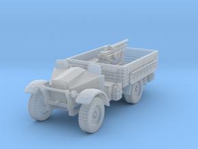 PV191D Cannone da 65/17 Gun Truck (1/72) in Smooth Fine Detail Plastic