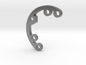 A series Rad FIn 1 in Natural Silver
