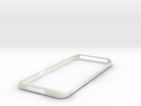 Galaxy S8  Bumper  Samsung in White Premium Versatile Plastic