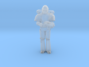 Printle C Homme 582 - 1/87 - wob in Smooth Fine Detail Plastic