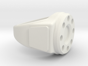 CHAMPIONSHIP RING in White Natural Versatile Plastic: 3 / 44
